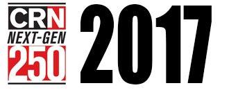 2017 CRN Next Gen 250 Winner